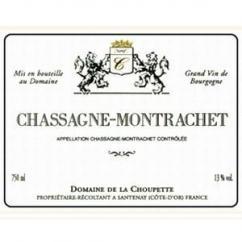 Domaine de la Choupette Gutrin fils - CHASSAGNE-MONTRACHET - 2004 - Bouteille - 0.75L