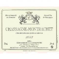 Domaine de la Choupette Gutrin fils - Chassagne-Montrachet - rouge - 2015 - Bouteille - 0.75L