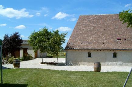 Domaine de la Grange - Venez découvrir nos vins en Cheverny !