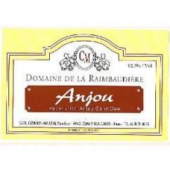 Domaine de la Raimbaudière - Anjou rouge - 2014 - Fontaine à vin - 5L