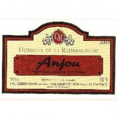 Domaine de la Raimbaudière - Anjou rouge - 2015 - Fontaine à vin - 5L