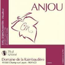 Domaine de la Raimbaudière - Anjou rouge - rouge - 2016 - Bouteille - 0.75L