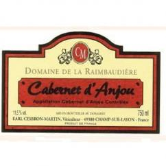 Domaine de la Raimbaudière - Bib 10L Cabernet d'Anjou - rosé - 2017 - Fontaine à vin - 10L