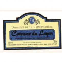 Domaine de la Raimbaudière - Coteaux du Layon - 2012 - Fontaine à vin - 5L