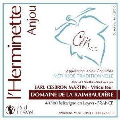 Domaine de la Raimbaudière - L'Herminette Rosé - rosé - N/A - Bouteille - 0.75L