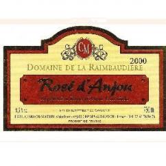 Domaine de la Raimbaudière - Rosé d'Anjou - 2013 - Fontaine à vin - 5L