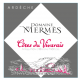 Domaine de Mermès - AOP COTES DU VIVARAIS - ROUGE - 2015 - Bouteille - 0.75L