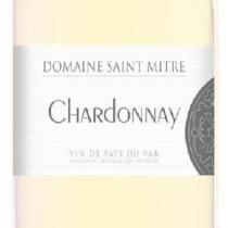 Domaine Saint Mitre - Chardonnay - blanc - 2012 - Bouteille - 0.75L