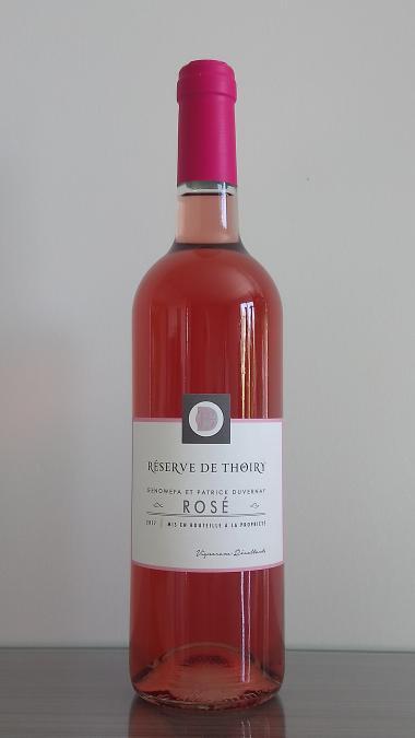 Domaine de Thoiry - Rosé - 2017 - Bouteille - 0.75L