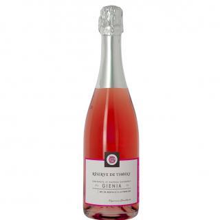 Domaine de Thoiry - Rosé Petillant - GIENIA - N/A - Bouteille - 0.75L