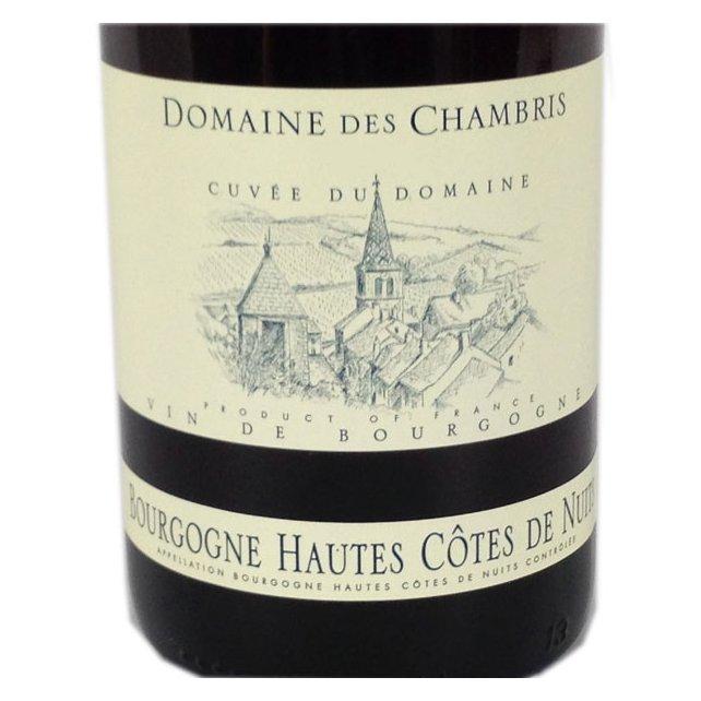 Domaine des Chambris - Bourgogne Hautes côtes de Nuits Rouge 2017 - 2017 - Bouteille - 0.75L