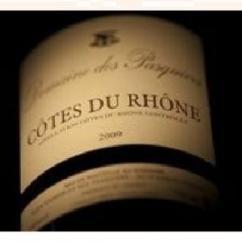 Domaine des Pasquiers - Côtes du Rhone - rouge - 2015 - Bouteille - 0.75L