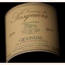 Domaine des Pasquiers - Gigondas - rouge - 2015 - Bouteille - 0.75L