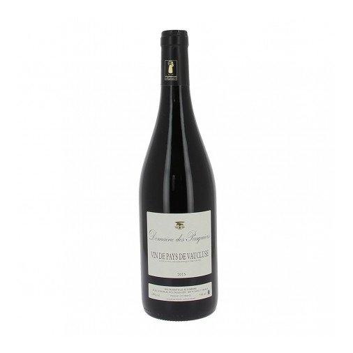 Domaine des Pasquiers - Vins De Pays Du Vaucluse - 2014 - Bouteille - 0.75L