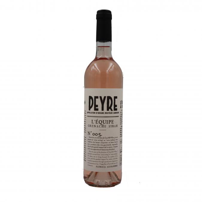 Domaine des Peyre - L'Equipe - 2018 - Bouteille - 0.75L