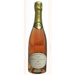 Domaine des Tabourelles - Méthode traditionelle Demi Sec rosé - 2006 - Bouteille - 0.75L