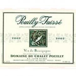 Domaine du Chalet Pouilly - Pouilly-Fuissé - 2004 - Bouteille - 0.75L