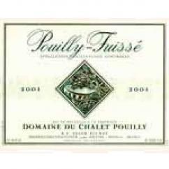 Domaine du Chalet Pouilly - Pouilly-Fuissé - 2003 - Bouteille - 0.75L