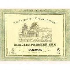 Domaine du Chardonnay - Chablis 1er cru Montmains - 2008 - Bouteille - 0.75L
