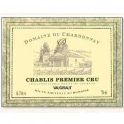 Domaine du Chardonnay - Chablis 1er cru Vaugiraut - 2004 - Bouteille - 0.75L