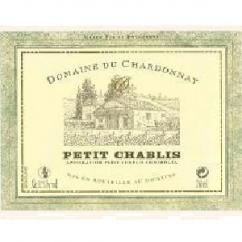 Domaine du Chardonnay - Petit Chablis - 2007 - Bouteille - 0.75L