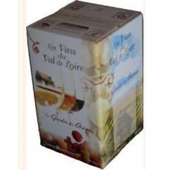 Domaine du Colombier - Bib 10L Cabernet Sauvignon - Cabernet Franc Rouge - rouge - 2009 - Fontaine à vin - 5L