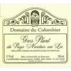 Domaine du Colombier - Gros Plant du Pays Nantais - 2006 - Fontaine à vin - 5L