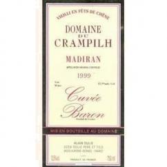 Domaine du Crampilh - Cuvée Baron - 1999 - Bouteille - 0.75L