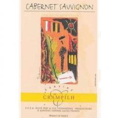 Domaine du Crampilh - Cuvée Cabernet Sauvignon - 2004 - Bouteille - 0.75L