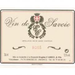 Domaine Eugene Carrel & Fils - Rosé de Savoie - 2007 - Bouteille - 0.75L