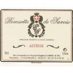 Domaine Eugene Carrel & Fils - Roussette de Savoie - 2004 - Bouteille - 0.75L