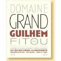 Domaine Grand Guilhem - Fitou Grand Guilhem - 2011 - Bouteille - 0.50L