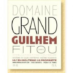 Domaine Grand Guilhem - Fitou Grand Guilhem - 2015 - Magnum - 1.5L