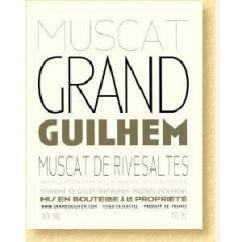 Domaine Grand Guilhem - Muscat de Rivesaltes - blanc - 1982 - Bouteille - 0.75L