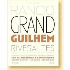 Domaine Grand Guilhem - RANCIO - 1982 - Bouteille - 0.75L