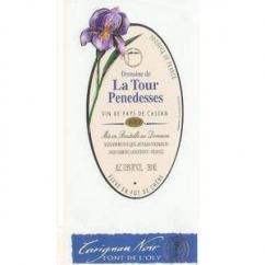 Domaine La Tour Penedesses - Carignan Noir Font de l'Oly - rouge - 2005 - Bouteille - 0.75L