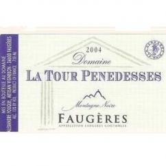 Domaine La Tour Penedesses - La Montagne Noire - 2008 - Bouteille - 0.75L