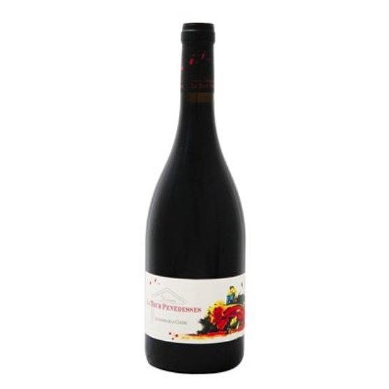 Domaine La Tour Penedesses - Les raisins de la colère - 2017 - Bouteille - 0.75L