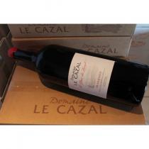 Domaine Le Cazal - PAS DE ZARAT - 2014 - 2014 - Fontaine à vin - 5L