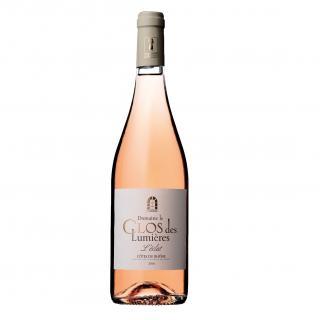 Domaine le Clos des Lumières - Côtes du Rhone rosé - rosé - 2017 - Bouteille - 0.75L