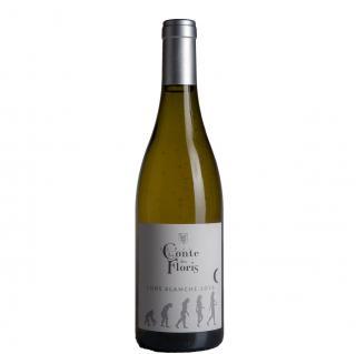 Domaine Le Conte des Floris - Lune Blanche  – Languedoc Blanc - 2016 - Bouteille - 0.75L