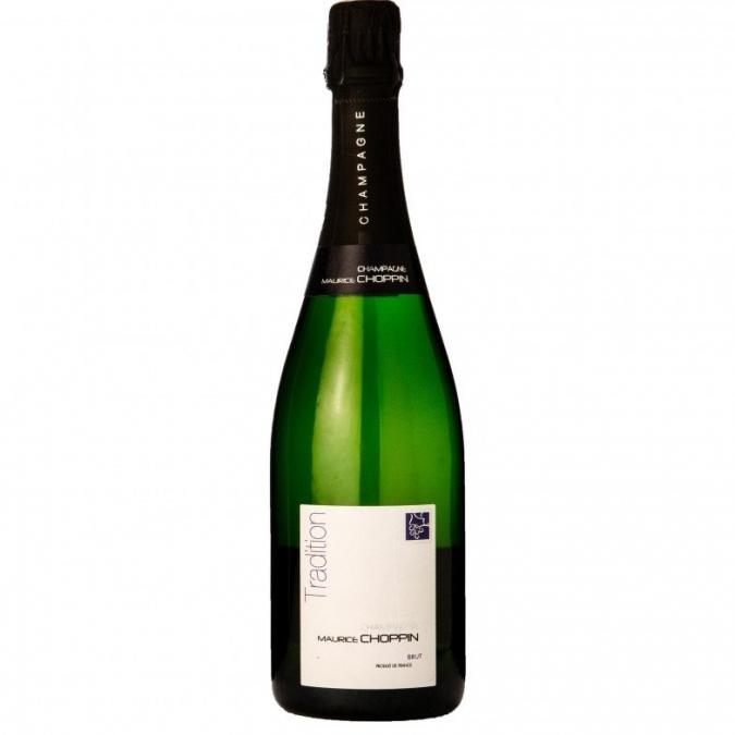 DOMAINE MAURICE CHOPPIN - Champagne brut Tradition - N/A - Bouteille - 0.75L