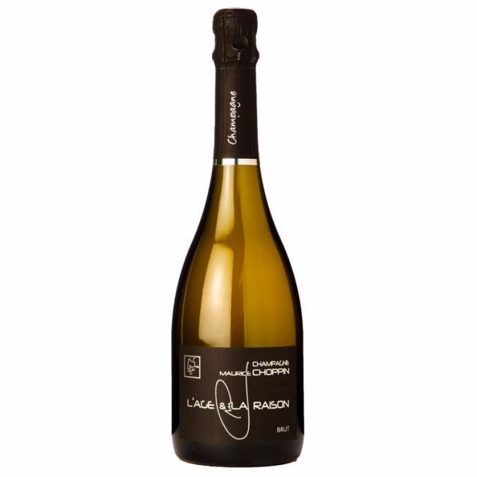 DOMAINE MAURICE CHOPPIN - Champagne L'Age & La Raison - N/A - Bouteille - 0.75L