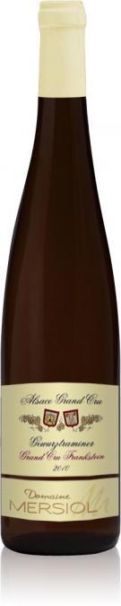 Domaine Mersiol - Gewurztraminer Grand Cru Frankstein - blanc - 2016 - Bouteille - 0.75L