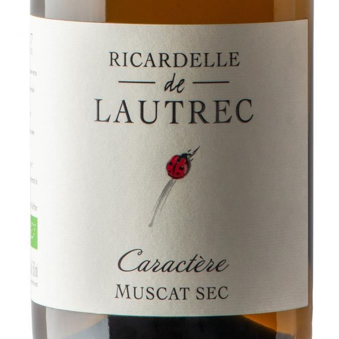 Domaine Ricardelle de Lautrec - Caractère - 2019 - Bouteille - 0.75L