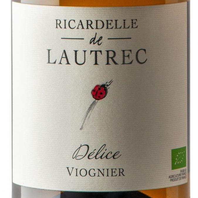 Domaine Ricardelle de Lautrec - Délice - 2019 - Bouteille - 0.75L