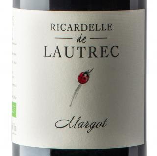 Domaine Ricardelle de Lautrec - Margot - 2017 - Bouteille - 0.75L