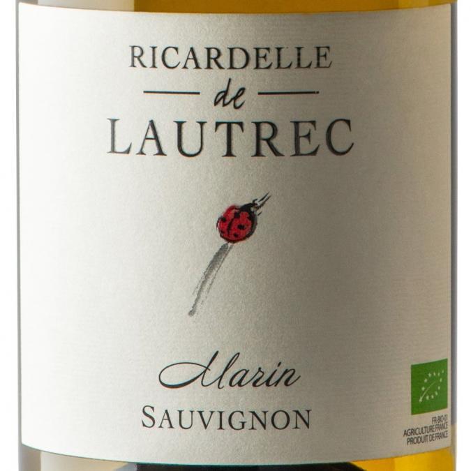 Domaine Ricardelle de Lautrec - Marin - 2019 - Bouteille - 0.75L