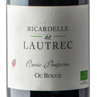 Domaine Ricardelle de Lautrec - Oc Rouge - 2017 - Bouteille - 0.75L