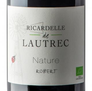 Domaine Ricardelle de Lautrec - Robert Nature - 2019 - Bouteille - 0.75L